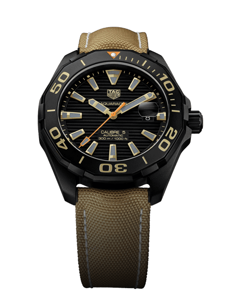 replica tag heuer aquaracer calibre 5